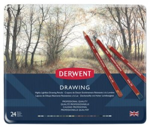 DERWENT DRAWING 24  0700672