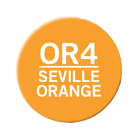"MARKER CHAMELEON SEVILLE ORANGE ""OR4"""