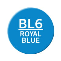 "MARKER CHAMELEON ROYAL BLUE ""BL6"""