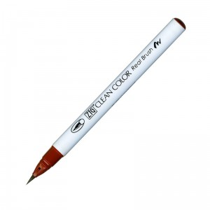 Clean Color Real Brush BROWN  060