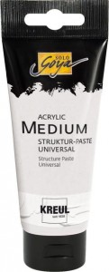 SOLO GOYA ACRYL MED. STRUCTURE PASTE UNIVER. 100ML