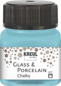 KREUL GLASS & PORCELAIN CHALKY ICE MINT 20 ML 16638
