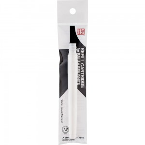 ZIG CARTOONIST REFIL CARTRIDGE FOR BRUSH PEN WHITE - CNDAN122-99