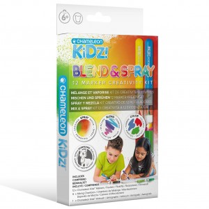 Blend & Spray 12  Color Creativity Kit