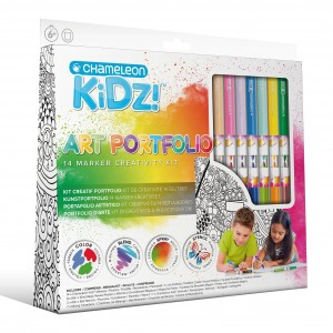 Portfolio 14 Color Creativity Kit