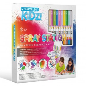 Spray Station 20 Color Creativity Kit